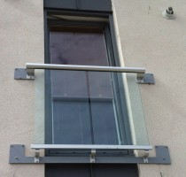 Tilt & Turn Single Balcony Door