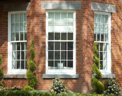 Sash & Case Sliding Windows
