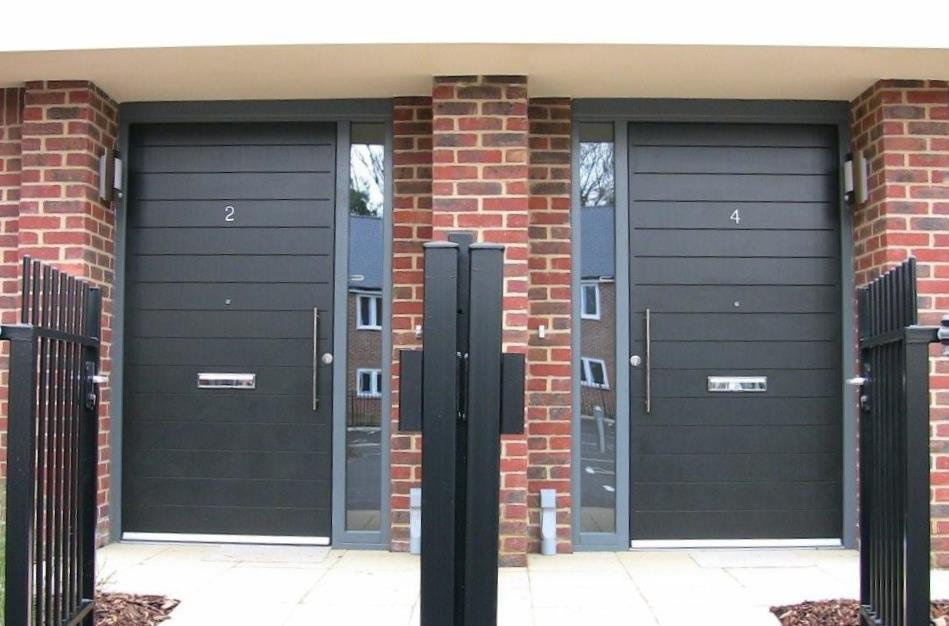 Timber Composite Insulated Doors