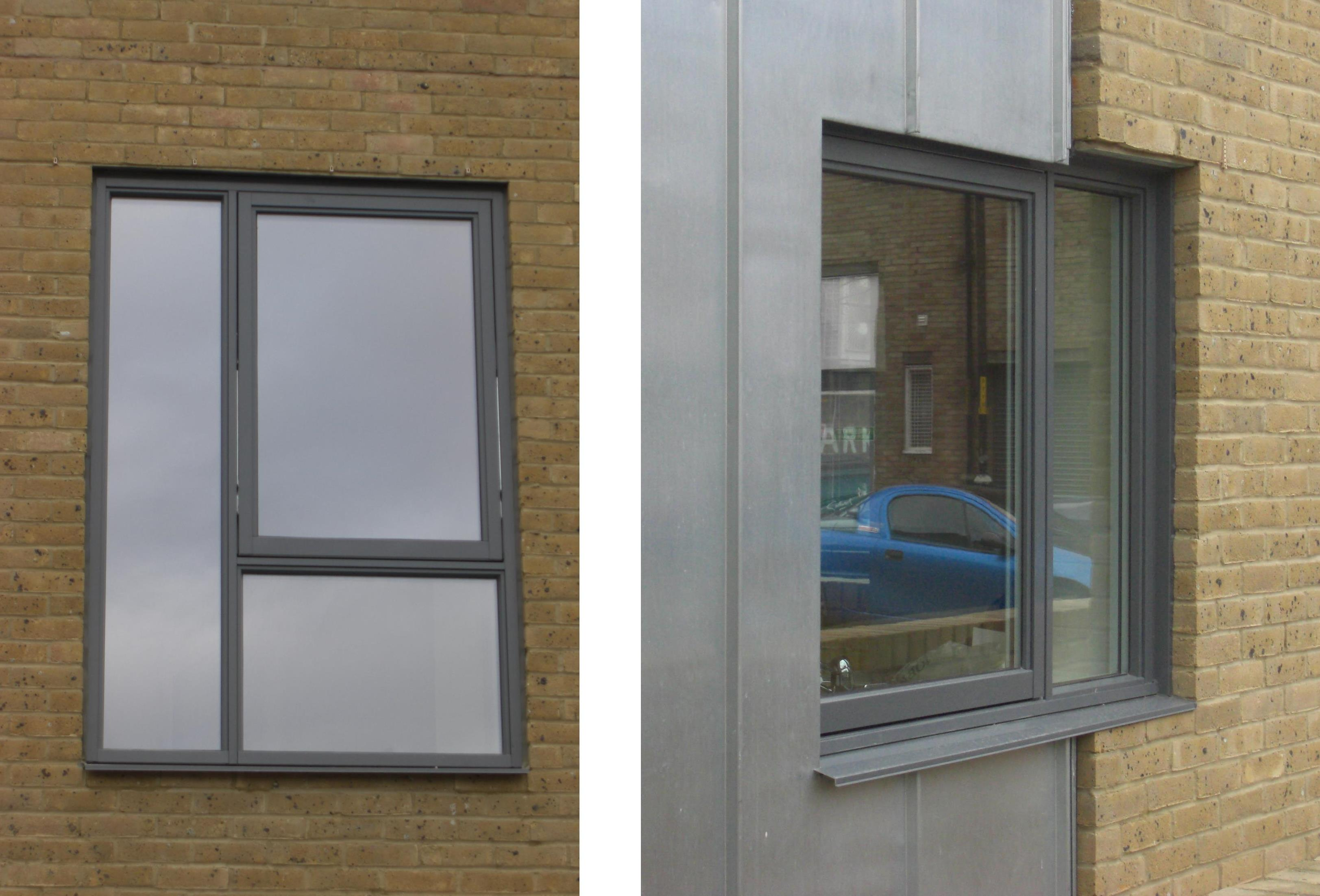 Top Hung Alu-Clad Windows
