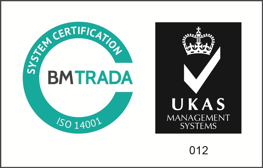 ISO 14001 EMS Logo