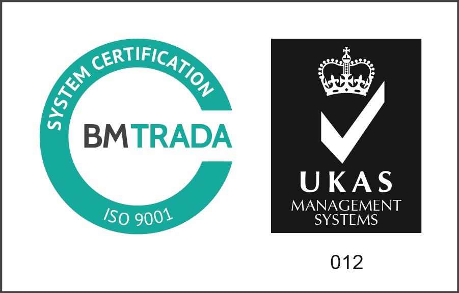 ISO 9001 QMS Logo