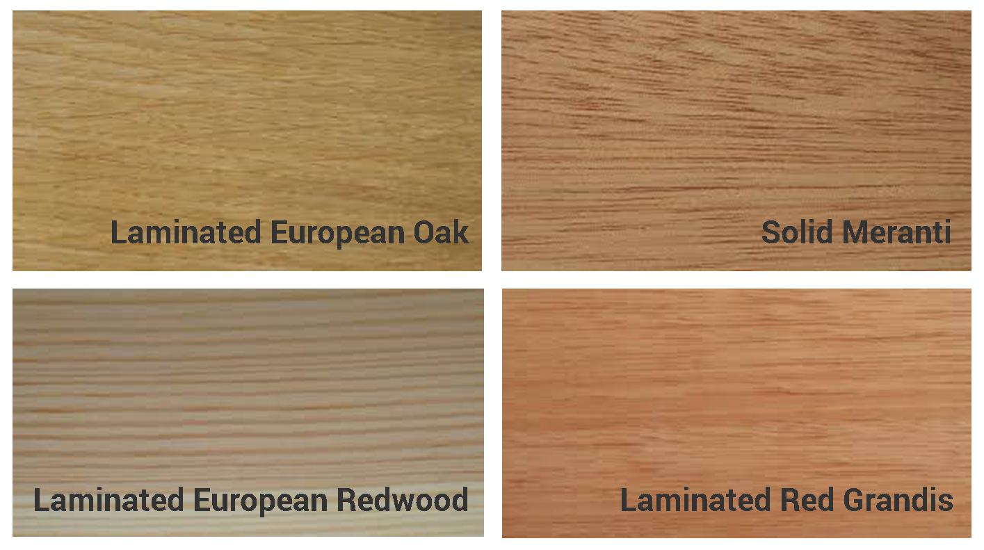 Timber Types Image